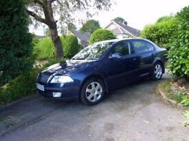 Skoda Octavia TSI 2007,(57) with long MOT and recent service
