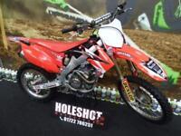 Honda CRF 250 Motocross bike Just had a full engine rebuild by us