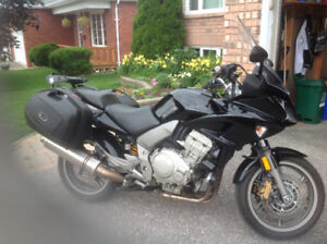08 CBF 1000 with ABS
