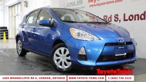 2014 Toyota Prius c SINGLE OWNER NEW TIRES