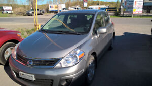 2011 Nissan Versa Hatchback AC Auto Safety warranty
