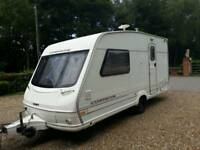Swift corniche 2001 2 berth in excellent condition with awning