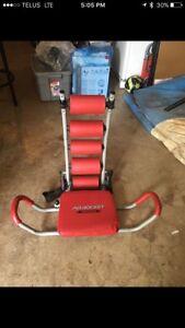 Ab rocket twister $75 NEW PRICE