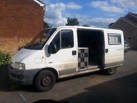 Peugeot Boxer HDI Camper Van (spares and repairs, lots of good kit!)
