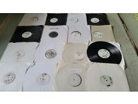 Approx 100 drum & bass records - OVER 50 WHITE LABELS/PROMOS!!
