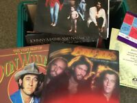 JOB LOT OF VINYL RECORDS
