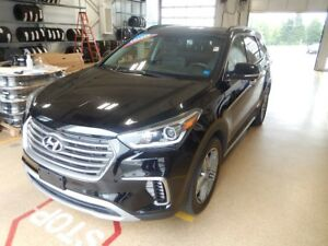 2017 Hyundai Santa Fe XL Limited Loaded 7 passenger