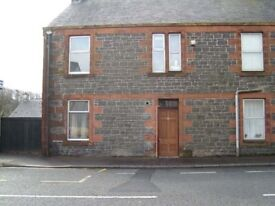 1 Bed traditional upper flat in Darvel to let