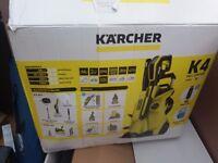 Karcher K4 pressures washer