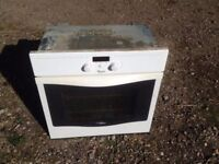 Whirlpool Single Electric Oven Generation 2000+ W 59.5cm x H 60cm x D 56cm