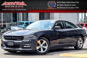 2016 Dodge Charger SXT|CleanCarproof|V6|Sunroof|Nav|R-Start|Ucon