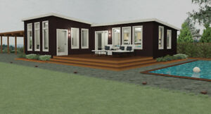 Custom Prefab Homes - The Tide