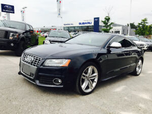 2009 Audi S5 Quattro 2 Door Coupe, Rare V8, 6 Speed manual!!