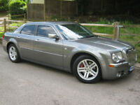2008 08 REG Chrysler 300C 3.0CRD V6 auto (PRICED TO SELL)