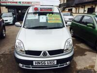 Renault Kangoo 1.6 16v 95 auto Expression 20.000 Miles Only 12 Months Mot