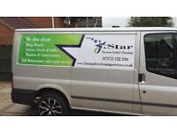5 Star Gutter Cleaning Services. East Midlands