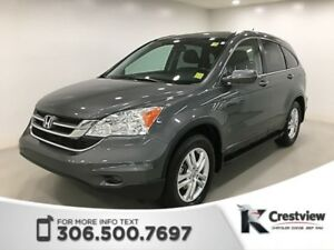2011 Honda CR-V EX-L | Leather | Sunroof | Navigation