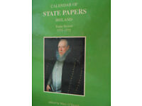 Calendar of State Papers-Ireland - Tudor Period 1571 - 1575 - edited by Mary O'Dowd