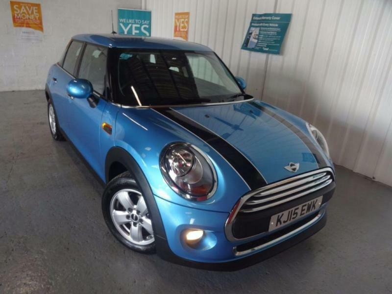 2015 15 MINI HATCH ONE 1.5 ONE D 5D 94 BHP DIESEL