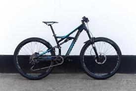 Specialized enduro comp full suspension shimano xt hope wheels