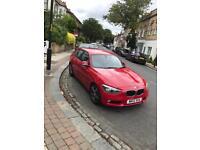 2012 (12) Bmw 116i Turbo M Sport , low road tax