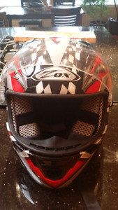 ZOX HELMET . .BRAND NEW .never been used
