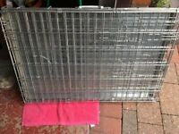 DOG WIRE CAGE