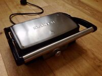 Salter Health & Panini Maker & Grill - great condition
