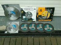 BRAND NEW CUTTING DISCS/DIAMOND CUTTING DISCS £20