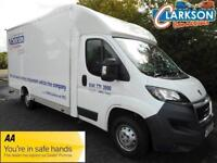 2016 Peugeot Boxer 335 2.2 Hdi Lo loader box van - ours from new