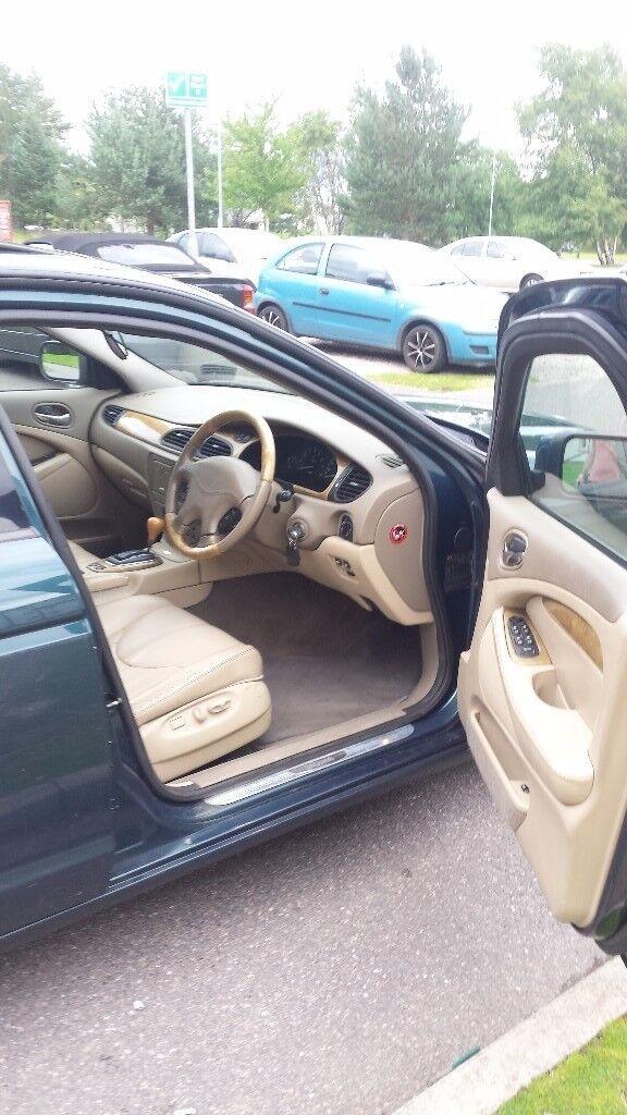Jaguar S Type