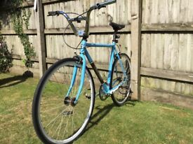 Custom Claud Butler, Single Speed/Fixed Gear Road Bike