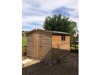 Workshop/garden shed 10x12