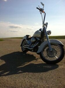 2007 custom softtail