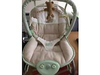Mothercare baby bouncy chair