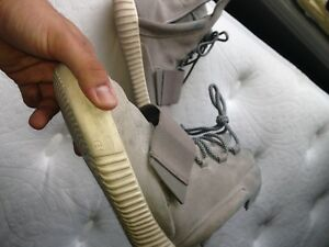 Yeezy  high tops
