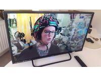Technika 32F22W-FHD/DVD 32 Inch Full HD 1080p Slim LED TV / DVD Combi with Freeview HD – Black
