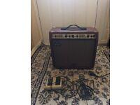 Acoustic amp, like new
