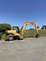 Excavator For Hire - Free Quotes