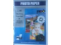 A3 Inkjet Glossy photo paper for sale