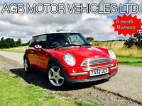 * MINI COOPER 1.6 PETROL CHILI PACK - 2 KEYS - FULL HISTORY - GB ROOF *