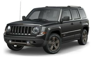 2017 Jeep Patriot 75th Anniversary Edition