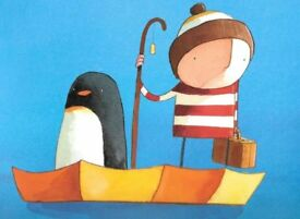 Oliver Jeffers' Lost and Found