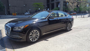 2015 Hyundai Genesis Luxury Signature Sedan