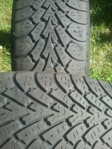 "Pair of 205/60/16"" Goodyear Tires,Lots of tread"