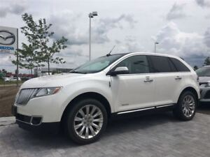 2013 Lincoln MKX HEATED/COOLED SEATS, NAVIGATION, PANORAMIC ROOF