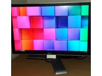 DELL,HP AND OTHER BRAND SCREEN DIFFERENT SIZE AND CONDITION WITH SVG AND DVI PORT