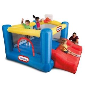 Little tykes bouncy house