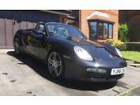 Porsche Boxster 3.4S 2007 Low Mileage FSH