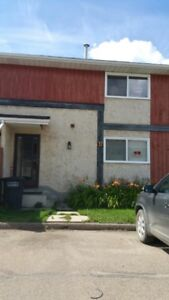 FOR SALE - REDWATER - 3 BDRM TOWNHOUSE -REDUCED